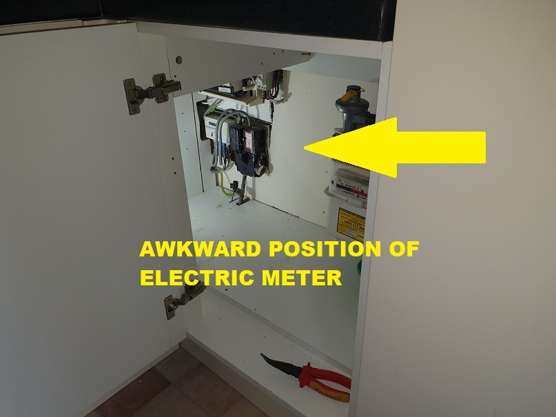 Change Electric Meter Position - Electrician Wakefield