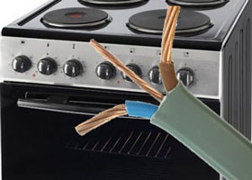 Change Gas Cooker To Electric